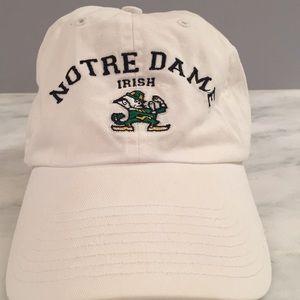 Notre Dame baseball cap
